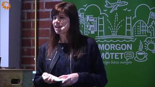 MORGONMÖTET nov 16 - Susanne Sinclair, kulturchef Skellefteå Kommun