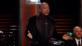 getlinkyoutube.com-Daymond Changes His Mind on Sock Tabs - Shark Tank