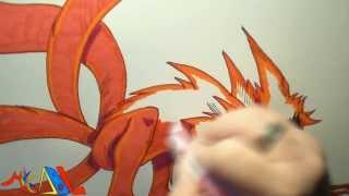 getlinkyoutube.com-Dibujando a: Naruto Kyubi