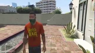 getlinkyoutube.com-Gta 5 Freak and Stranger MIssion: XXX Tape ( 18+ )