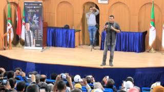 """getlinkyoutube.com-""""هشام الجخ"""" """"التأشيرة"""" اداااء رائع في مدينة وآد سـوف بالجزائر HD"""