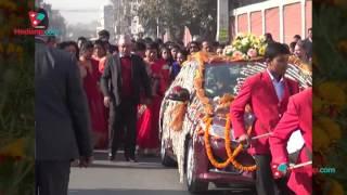 Marriage Ceremony of Nisha Kusum Bhandari daughter of President Bidhya Bhandari | Medianp.com