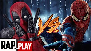 getlinkyoutube.com-DEADPOOL VS SPIDERMAN| KRONNO ZOMBER, CYCLO & ZARCORT | ( Videoclip Oficial )