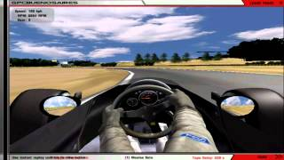 getlinkyoutube.com-rFactor F1 1976 Ligier JS5 at Buenos Aires 79 {HD}