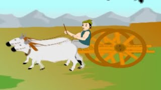 getlinkyoutube.com-Telugu Story For Children | Telivaina Rytu | Moral Stories Cartoon Episodes For kids
