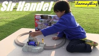 Runaway Boulder, Sir Handel Playtime - Thomas and Friends Trackmaster Motorized Engine
