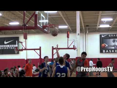 Prentiss Nixon 2015 Bolingbrook High School highlights vs Team Work at the Run-N-Slam