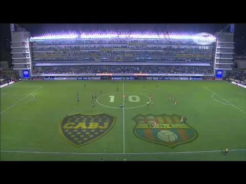 Boca 1 - 0 Barcelona - Fase de Grupos Copa Libertadores 2013