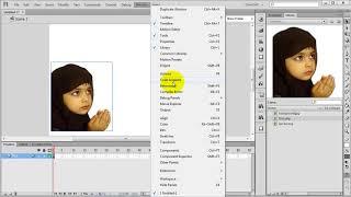 Belajar Animasi Flash Bag 6   Color Effect & Filter
