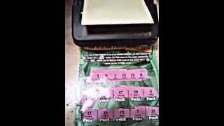 getlinkyoutube.com-Florida Scratch Ticket - $5,000 a week for Life! Bought Two!