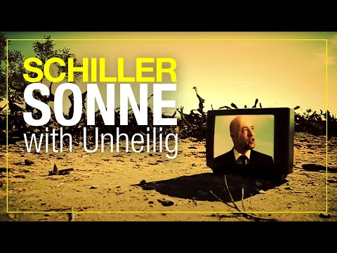 SCHILLER mit UNHEILIG | SONNE | OFFICIAL HD