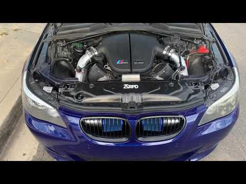 Где находится в BMW M6 воздушный фильтр