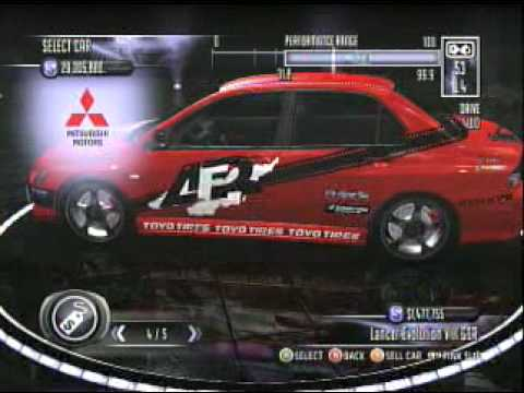 "Viendo el video ""FAST AND THE FURIOUS CARS IN JUICED 2"" MP3 Gratis"