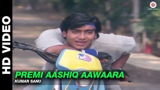 getlinkyoutube.com-Premi Aashiq Aawaara - Phool Aur Kaante | Kumar Sanu | Ajay Devgn & Madhoo