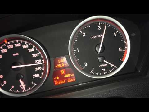 BMW X6 3.0d facelift Chip 300 HP 200-250 KmH Beschleunigung