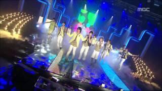 getlinkyoutube.com-Super Junior - Happiness, 슈퍼주니어 - 행복, Music Core 20070721
