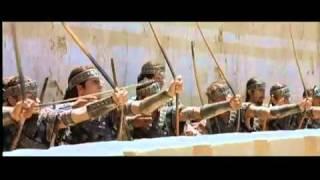 getlinkyoutube.com-Main Battle; Greek vs. Trojans