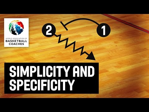 Basketball Coach Carrie Graf - Simplicity and Specificity Drills