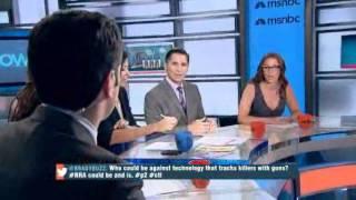 getlinkyoutube.com-2012.06.14 - MSNBC - S.E. Cupp Detonates Logic Bomb vs. Anti-2nd Amendment Freaks On Live TV