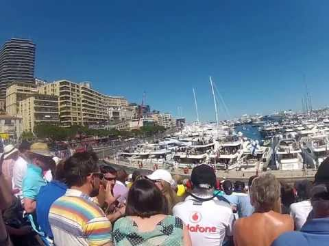 Monaco Grand Prix May 2013 - Nico Rosberg is the winner!