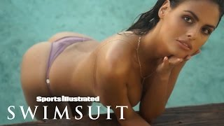 getlinkyoutube.com-Bo Krsmanovic's Sexy Deleted Scenes | Outtakes | Sports Illustrated Swimsuit