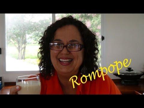 Rompope - Mexican Eggnog