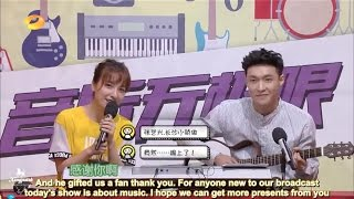 getlinkyoutube.com-[Eng Only Sub] 160910 Happy Camp Yixing Cut