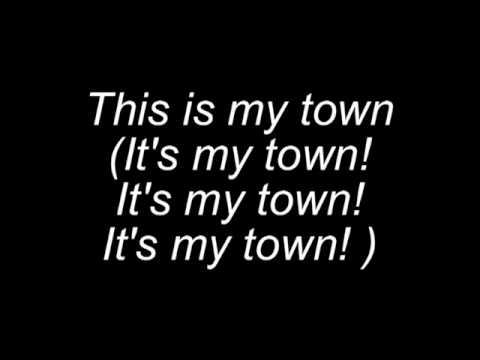 Hollywood Undead - My Town [LYRICS] -rMvm0RS1wBo