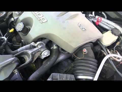 AC maintenance on 2000 grand prix