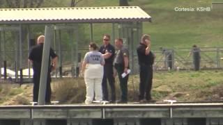 La policia continua investigando el hallazgo de un cuerpo en el lago Shawnee Mission
