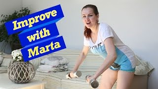 getlinkyoutube.com-Traction dumbbells - Improve with Marta