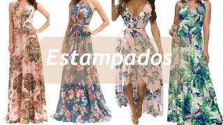 getlinkyoutube.com-COMO USAR VESTIDO LONGO (ESTAMPADO)- ValTorquim