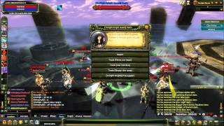 getlinkyoutube.com-Knight Online Orion +100x Trophy Flame Şans Denemesi