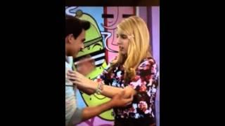getlinkyoutube.com-Every witch way Diego and Maddie kiss