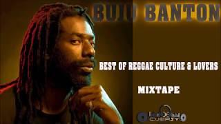 Buju Banton Best Of Reggae Culture & Lovers Mixtape  Mix by djeasy width=