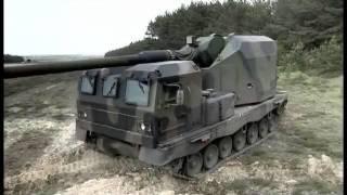 getlinkyoutube.com-The DONAR Self-Propelled Artillery Gun