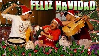 getlinkyoutube.com-Un Extraño Villancico de Navidad - Luisito Rey ♛