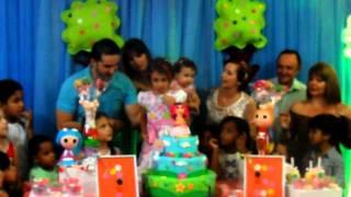 Aniversário de Carla E Luisy