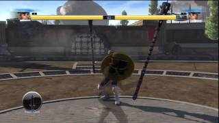 Sports Champions -Duello dei Gladiatori- Gameplay Italiano - PS3