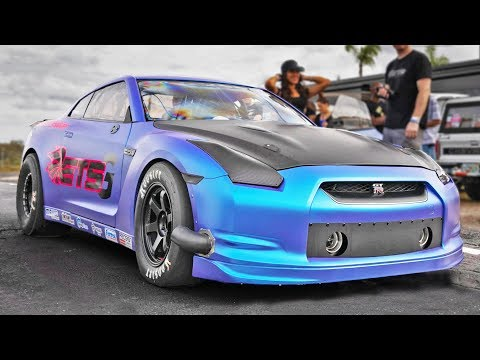 "New 3000hp ""ETS-G"" Build - Gidi's GTR RETURNS"