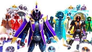 getlinkyoutube.com-【仮面ライダーゴースト】GC05 ツタンカーメンゴースト&ノブナガゴーストセット ヲタファの遊び方レビュー Kamen Rider Ghost GC05 Ghost set