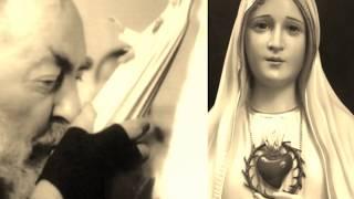getlinkyoutube.com-Visita a Maria SS. con la voce di Padre Pio