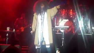 Erykah Badu Performs