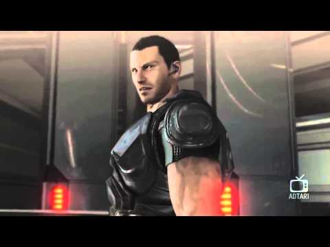 Playstation 3 - Binary Domain - バイナリー ドメイン (JP) (2012) HD