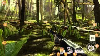 getlinkyoutube.com-Deer Hunter 2014 Howling Death