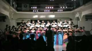 Magnificat J. Rutter conducted by Sarin Chintanaseri