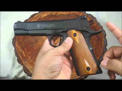 Rock Island Armory/Armscor/Citadel 1911 9mm Review