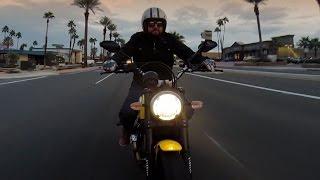 getlinkyoutube.com-2015 Ducati Scrambler Review'd - Bike World