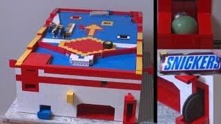 getlinkyoutube.com-Lego - Pinball Machine V3 *ULTIMATE REWARDS*