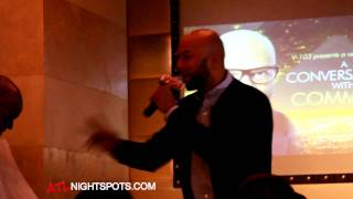 Common - Freestlye @ Atlanta